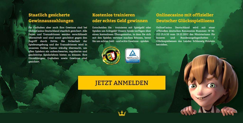 Online Casino Deutschland Bewertung
